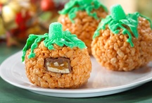 Halloween Rice Crispies