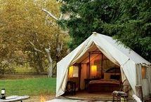 "Camping or ""Glamping"""