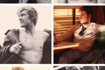 Sensual men / Hot men galore