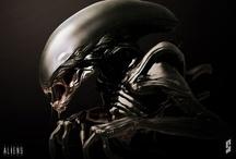 Alien / by Dennis Flores