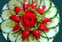 żywność-dekoracje