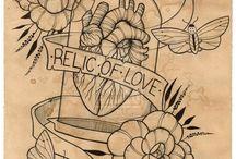 bocetos tatuajes