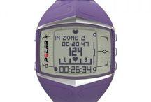 Polar / Pulsklokken Polar og tilleggsutstyr som du finner hos klokketrend.