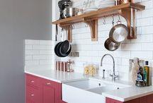 Unusual Kitchens // INTERIOR