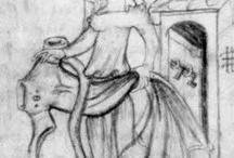 Středověk - prameny