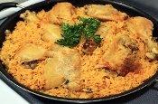 arroz con pollo y mas! <3