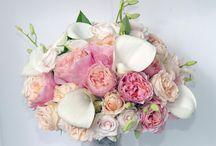 Bride flower bouquets / Buchete de mireasa si nasa