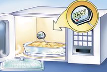 microwave --- includes sweets / by Vi Smith