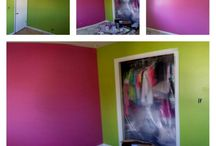 Kids Rooms and Nursery colors / Paint ideas for kids rooms or nurseries