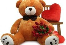 Send Soft Toys Online /  Send #softtoys online to your dear ones with greetings outside India through well known gift store GiftsbyMeeta.