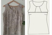 Sewing pattern / by Nora