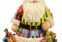 Christmas Gifts and Collectibles / Christmas Gifts and Collectibles Santa Claus Figurines, Ornaments