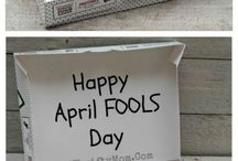 April fools pranks