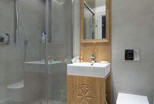 Wnętrza - łazienka / Łazienki zaprojektowane w pracowni Jacek Tryc-wnętrza