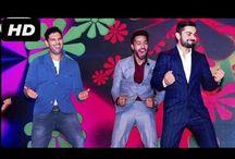 Epic Singing By Star Cricketers   Virat Kohli, Sehwag, Raina