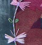 Crafts / Embroidery Stitches / Embroidery  stitch ideas / by Crabbies Boards