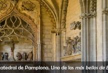 ¡Cuánto arte! / Navarra no es solo historia, gastronomía, fiestas y tradiciones... Navarra es arte, mucho arte por toda nuestra geografia. Arte a la vista y arte un poco más escondido, que aquí te traemos.