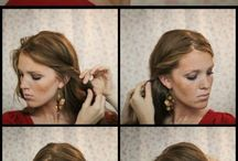 Hair styles / Hair styles for the occasions