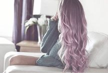 Hair - fun color