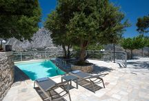 Eumelia Villa / Welcome to Eumelia, a brand new built villa, located in the very heart of the Cretan country side, in a beautiful rural village! Eumelia villa is the magical place you have been searching for your summer holiday, the ideal spot to reconnect with your self and loved ones.