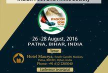 IFASCON 2016 / Patna 26-28 August Hotel Maurya