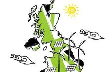 ENERGY SITUATION IN THE UK /  Sustainabilty