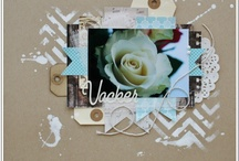 Scrapbooking layouts -Scrapat helt enkelt / Ideas, layouts, scrapbooking, craft, scrap, scrapbooklayout, cardmaking, card, scrapbook, scrapbooking