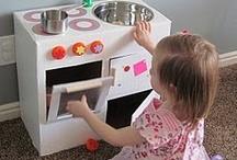 cardbaord box kitchen