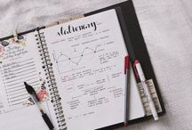 Planning / diary •