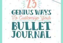 Bullet Journal/Notebook