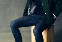 Men fashion • 남성 패션