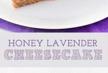 cheesecake lavender
