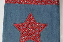 Sewing Applique / by Cheryl Close