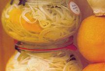 Recipes :: Jams, Pickles, Condiments