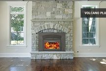 fireplaces / by Gwen Jones