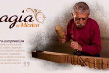 Nuestra historia. / Diseños hechos arte, que demuestran nuestra pasión y dedicación a plasmar la magia de México. http://www.magiaymueble.com/
