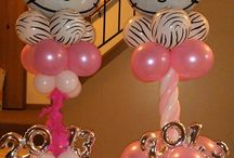 BALLOON IDEAS FOR CLIENTS♡♡♧♧♧○○○☆☆