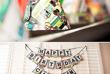 Cars Truck Birthday Party / by Rory Castanon