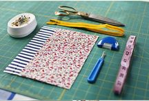 Sewing - Bags, pouches etc.