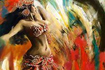 Dancing Creates Happy Feelings / by JayTay Photo