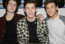 Shawn, Nash, Cam