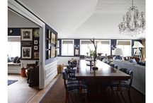 Interiors / Lounge dining
