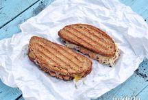 Szendvicsek, tekercsek / A legváltozatosabb ízvilágú hideg-meleg szendvicsek az ízesélet.hu receptgyűjteményéből !