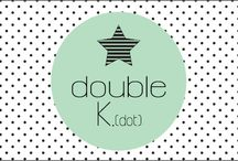 Double K.(dot) / customade-upcycling accessories & apparel