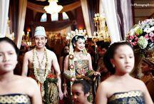 Javanese Wedding (Solo Basahan)
