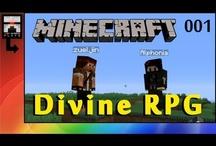 Minecraft Divine RPG / Playing Minecraft DivineRPG Mod with Alphonia and Zueljin!