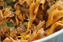 Recipes / by Amanda Steelmon