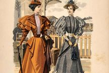 Project 1900 to 1909 / Fashion