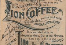 Vintage Adverts, Labels...