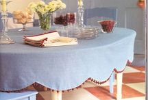 Skirted Tables